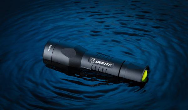 FL-11R Ultra Bright Aluminium Flashlight