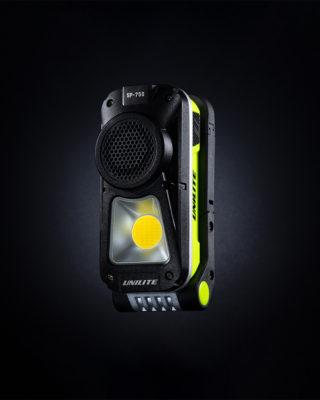 Work Light with Bluetooth Speaker